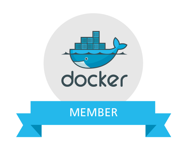 Docker Member Badge
